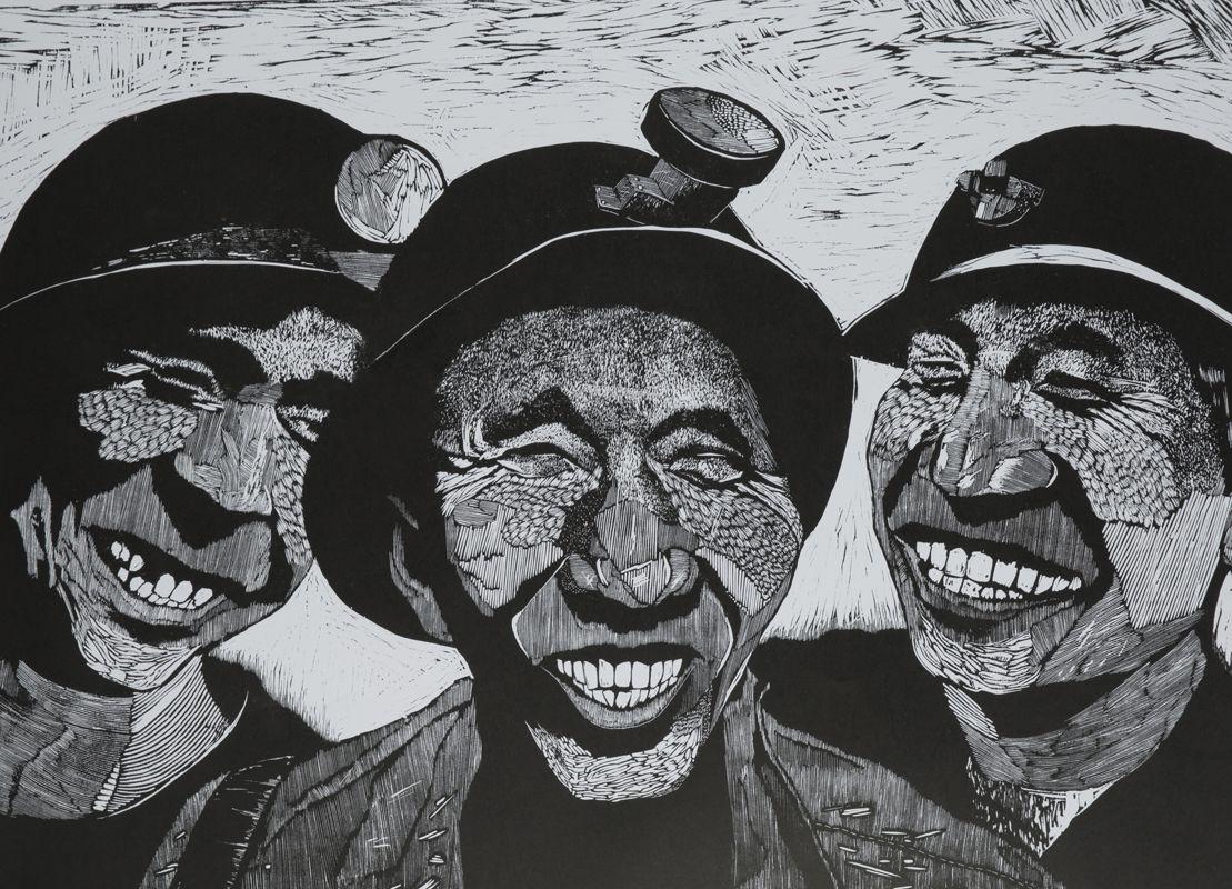 中国梦61龙江情——黑龙江工业版画作品展览